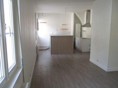 Appartement duplex lumineux