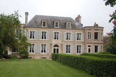 Chateau XIXème à vendre entre Lisieux et Caen Calvados 14