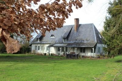 Maison Normande en vente, proche BERNAY Eure 27