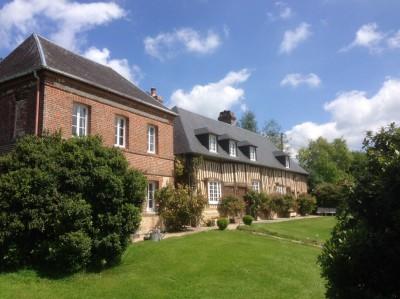 Achetez Ancien Corps de Ferme Pays d'Auge Normandie Calvados