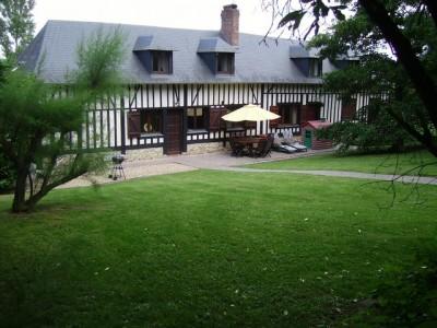 vends maison normande située à proximité de Cormeilles Eure 27
