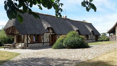 A vendre chaumiere normande dans le secteur de Pont Audemer 27500