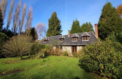 Terres et demeures de Normandie vous invite à venir visiter cette propriété normande eure 27