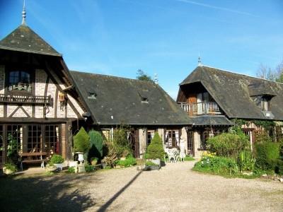 Acheter, proche village touristique, ensemble Normand