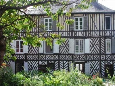 maison normande r gion cormeilles eure 27 terres et demeures de normandie. Black Bedroom Furniture Sets. Home Design Ideas