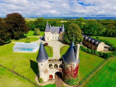 Acquisition idéal chevaux, amoureux de la nature ou bien gîte et chambres d'hôtes en Normandie Calvados 14
