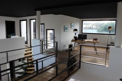 Acquérir une maison de construction récente de plus de 400 m² située à 40 minutes de Honfleur Calvados 14