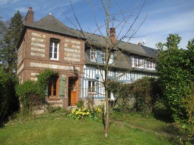 Vente maison Normande Colombages Luneray Quiberville Varengeville 76 Normandie