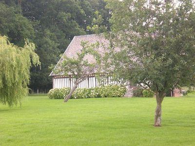Agence immobilière A Dieppe 76200, vends propriété équestre, demeure normande