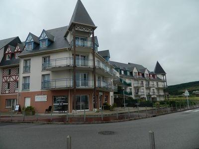 vends appartement en rez de jardin à 50 mètres de la plage Criel sur Mer (76) en Normandie