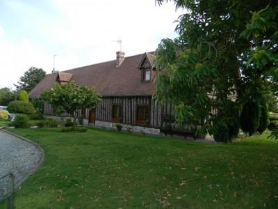 A acheter maison normande, entre Auffay et Tôtes (76)