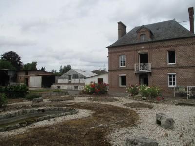 A vendre cette maison de Maître proche de Luneray, Dieppe 76 seine Maritime