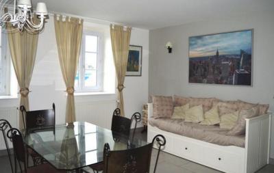 Acheter appartement vue mer port de plaisance de Dieppe 76