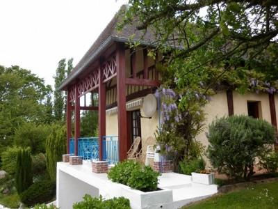 A vendre cette belle demeure proche de Veules les Roses, Dieppe 76