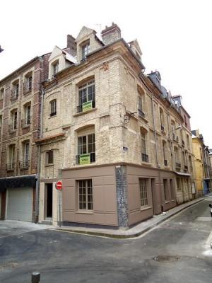 Vend appartement rénové, centre ville Dieppe (76)