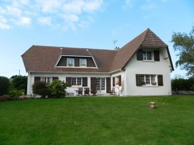 Achetez cette belle maison au bord de la mer, à 15 minutes de Dieppe