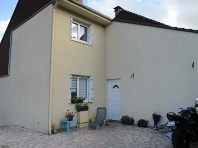 A vendre grande maison familiale vue sur l'hippodrome de Dieppe