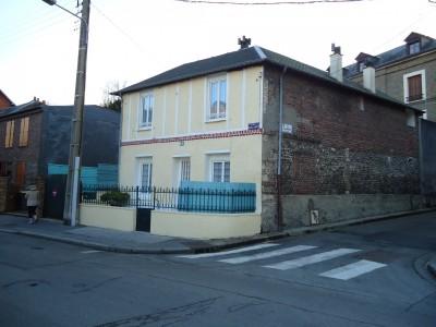 A vendre, maison de ville, Dieppe, 76, Seine-maritime