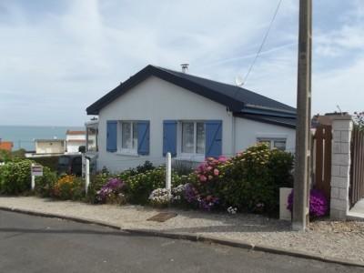 Achetez cette maison face à la mer proche de Dieppe 76