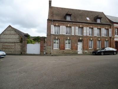 Achetez cette maison de Maître Proche de la Mer,St Valery en Caux,76 Seine Maritime