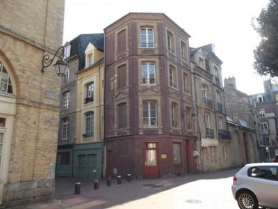 Achetez cet immeuble de rapport à Dieppe 76 Seine Maritime