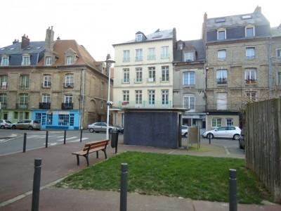 Achetez cet appartement F2 face à la mer à Dieppe 76 Seine Maritime, en Normandie