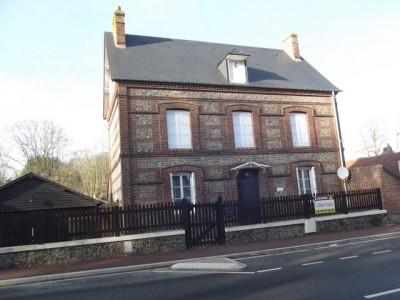 Achetez cette maison de maître à Veules les Roses, 76 Seine Maritime