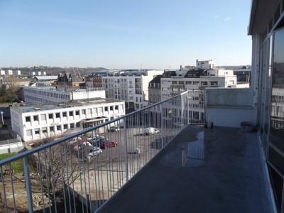 Achetez cet appartement au centre ville de Dieppe 76