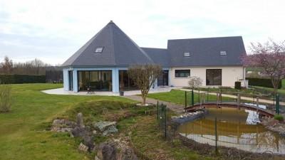 Achetez cette maison contemporaine proche de Dieppe 76