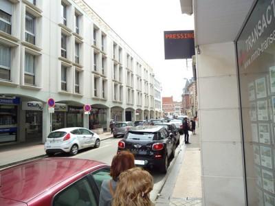 Achetez cet appartement en centre-ville de Dieppe, proche des commodités