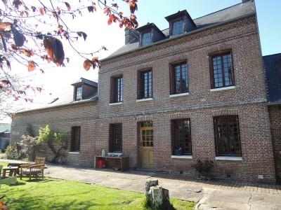 Achetez cette belle maison de Maître, en Seine-Maritime (76)