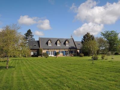 Achetez cette belle maison normande rénovée en Normandie (76)