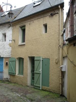 Achetez cette maison de Pêcheur, quartier du pollet à Dieppe 76200 Normandie