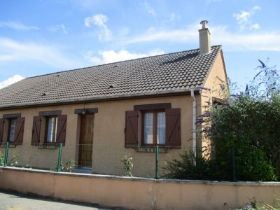 Vend maison de ville de plain pied, à Dieppe