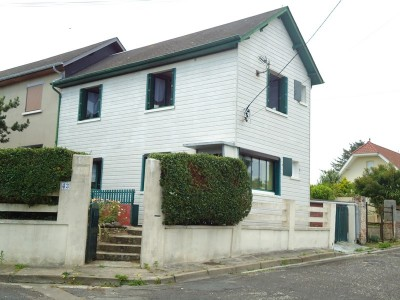 Achetez cette maison de vacances à la mer à Criel sur Mer 76 Seine Maritime