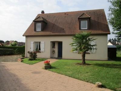 A vendre maison à Luneray, proche du port et de la mer de Dieppe