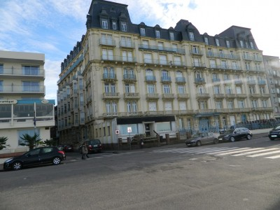 Recherche cet appartement bord de mer de Dieppe 76 Seine Maritime