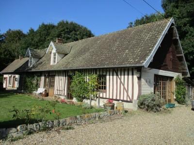 Achetez cette longère proche de Veules les Roses, 76, Normandie