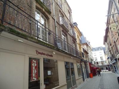 A acheter cet appartement 2 chambres centre ville de Dieppe 76200 Côte d'Albâtre