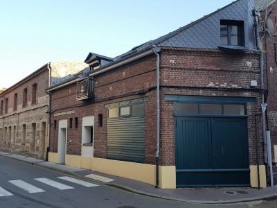 Achetez cette maison de ville à Dieppe, située entre le port et la plage, en Seine-Maritime (76).