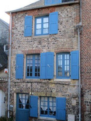 A vendre cette authentique maison de pêcheur à Saint Valéry en Caux