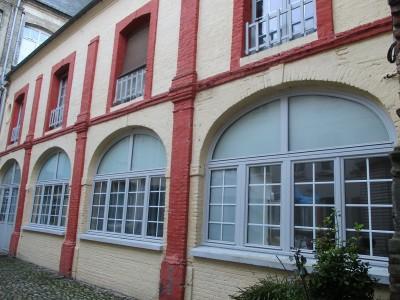A vendre bel appartement centre ville Dieppe en Normandie (76)