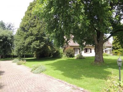 A acheter cette belle maison normande, proche de tous commerces, au coeur d'un village dynamique à 30 minutes de Dieppe (76)