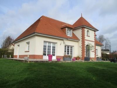 A vendre maison contemporaine à 15 Mn de Dieppe et de la Mer, sur l'axe Dieppe/Rouen