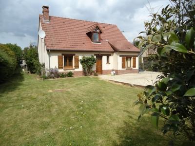 Maison à vendre Terres et Demeures de Normandie agence immobilière Dieppe