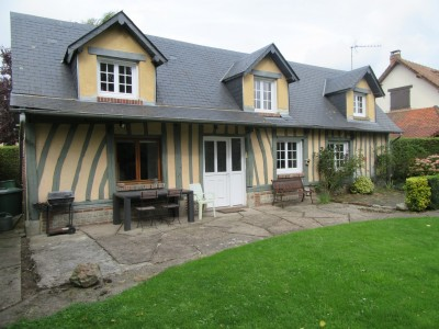 Terres et Demeures de Normandie Agence immobilière à Dieppe 76200 en Seine Maritime
