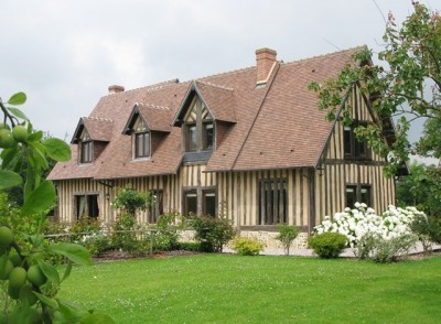 Acheter une maison de campagne proche de la for t lisieux for Acheter une maison de campagne