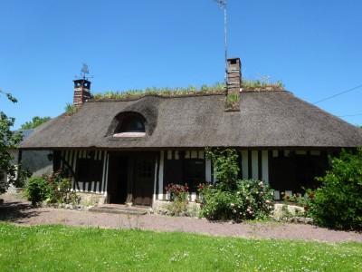 Maison à vendre proche de Pont-l'Evêque, Agence immobilière Terres et Demeures de Normandie de Lisieux