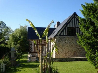 MAISON A VENDRE A CAMBREMER, Agence Immobilière Terres et Demeures de Normandie de Lisieux