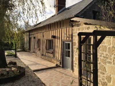 Maison à vendre proche Lisieux, Agence immobilière Terres et Demeures de Normandie